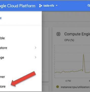 GCP Cloud Filestore