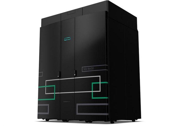 HPE SGI 8600 System