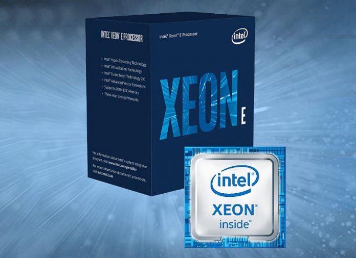 Intel Xeon E 2100 Cover 2