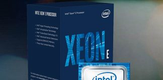 Intel Xeon E 2100 Cover
