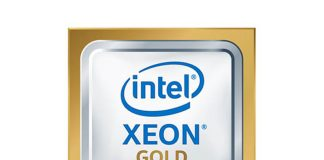 Intel Xeon Gold Logo