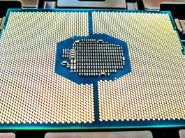 Intel Xeon Scalable Pad View