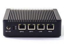 Protectli FW4A LAN And Power