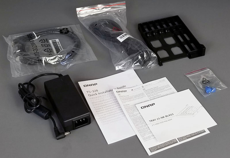 QNAP TS 328 Accessories