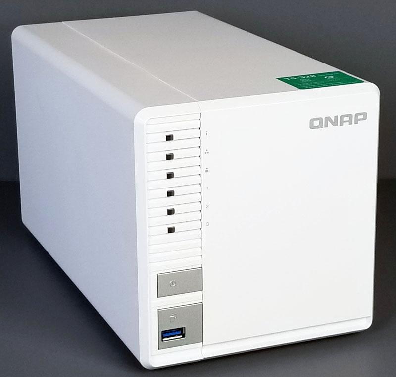 QNAP TS 328 Front