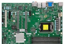 Supermicro X11SCA F Overview Cover