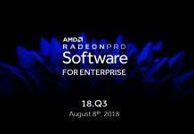 AMD Radeon Pro Q3 2018 Cover Image