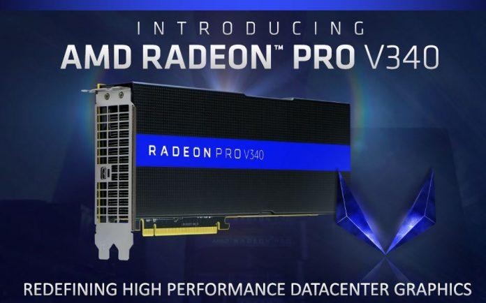 AMD Radeon Pro V340 Cover