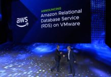 Amazon Relational Database Service RDS On VMware