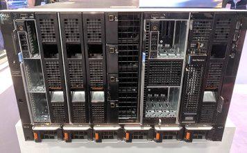 Dell EMC PowerEdge MX Front