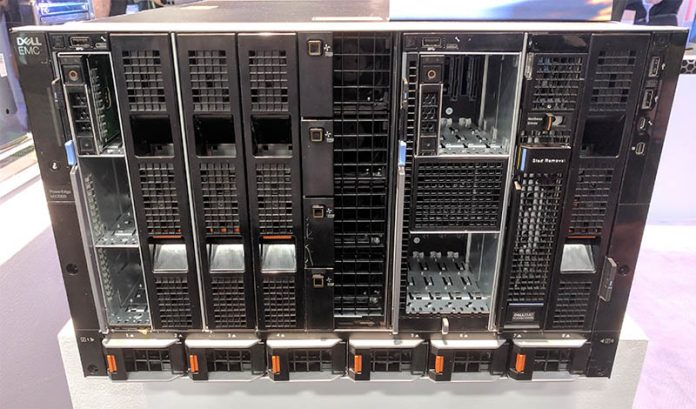 Dell EMC PowerEdge MX Front