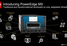 Dell EMC PowerEdge MX Vision
