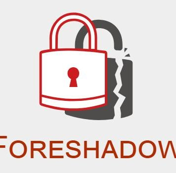 Foreshadow Cover