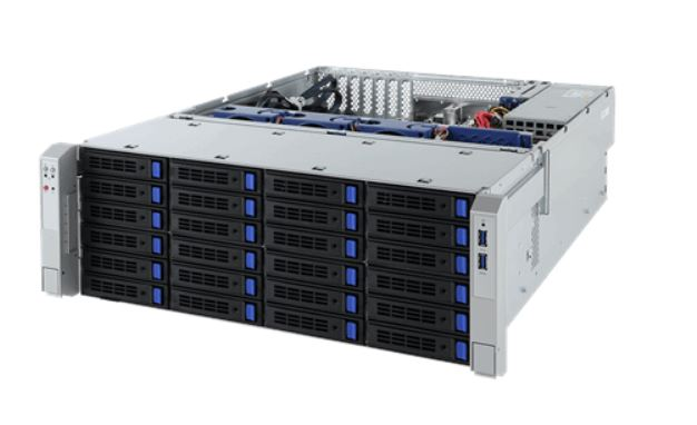 Gigabyte S451 Z30 3U 36 Bay Storage Server 1P EPYC