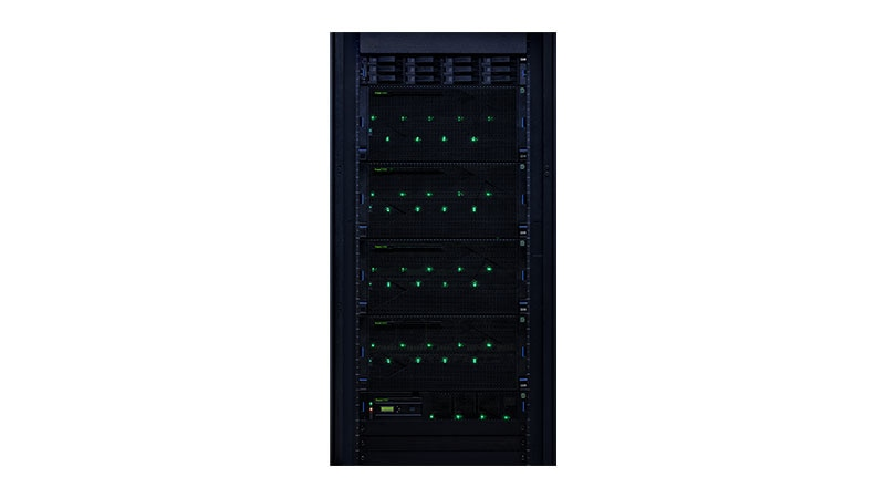 IBM Power E980 Rack