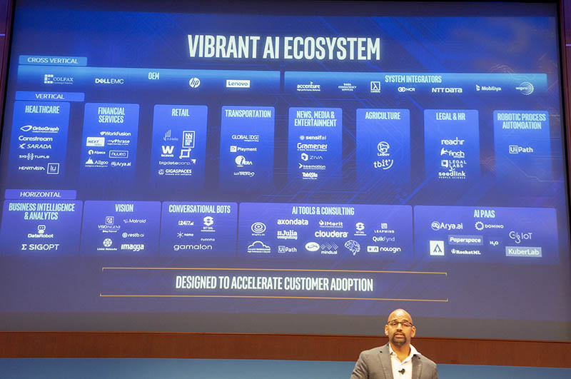 Intel AI Ecosystem DCIS 2018