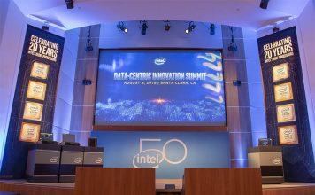 Intel Data Centric Innovation Summit 2018
