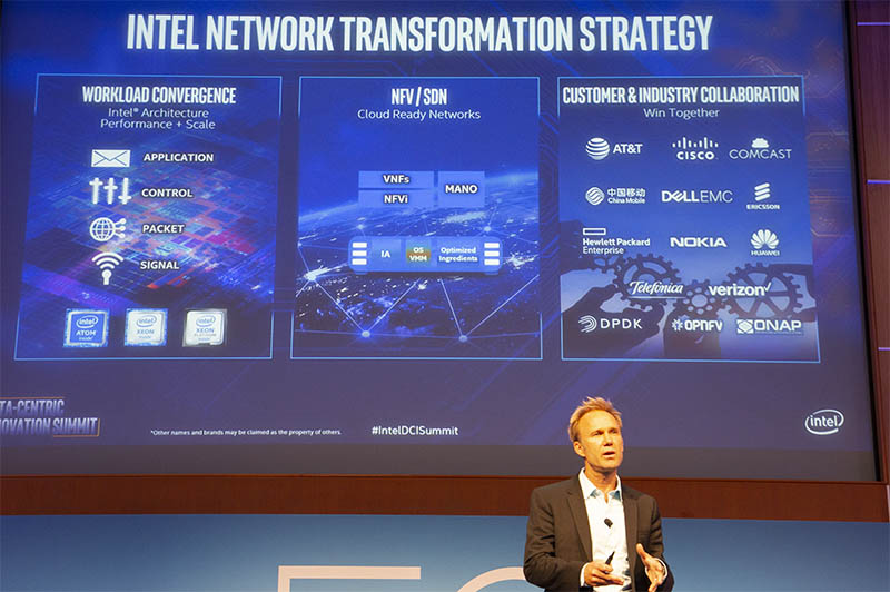 Intel Network Transformation Strategy Q3 18