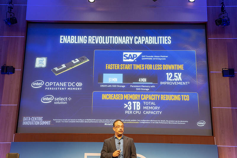 Intel Optane Persistent Memory Confirmed Over 3TB Per Socket