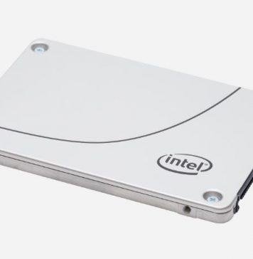 Intel SATA SSD