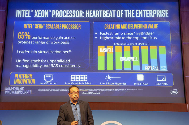 Intel Xeon Skylake Ramp