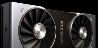 NVIDIA GeForce RTX 2080 Founders Edition