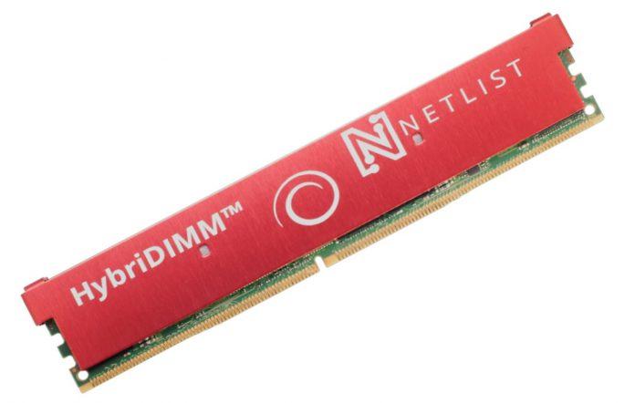 Netlist HybriDIMM