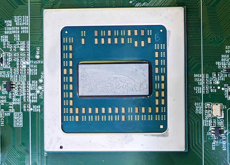 AMD EPYC 3000 8 Core Die