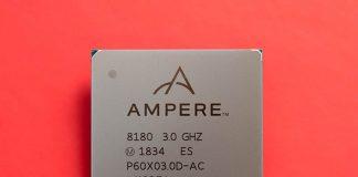 Ampere EMAG Chip