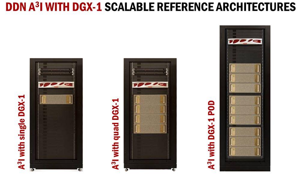 DDN A3I With DGX 1 Sizing
