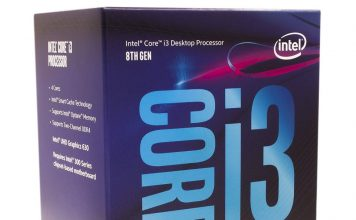 Intel Core I3 8300 Box