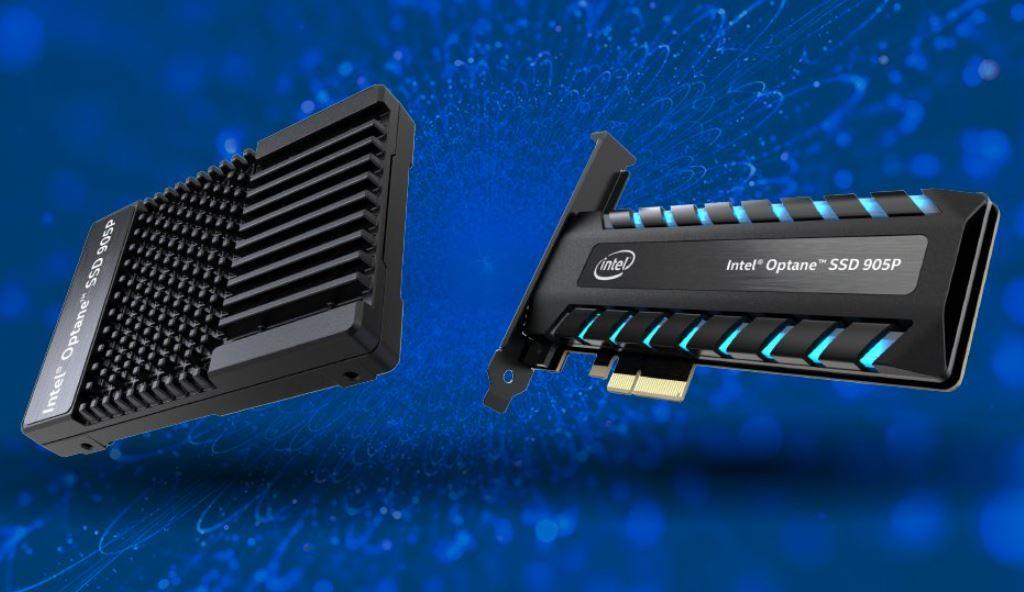 Intel Optane 905p Big