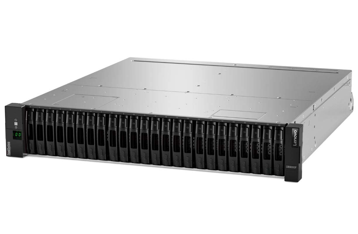Lenovo ThinkSystem DE Series DE6000F 2U