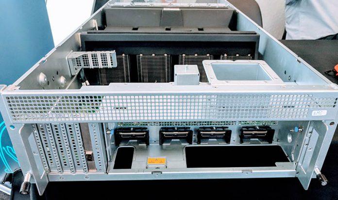 Microsoft HGX 1 Rear IO