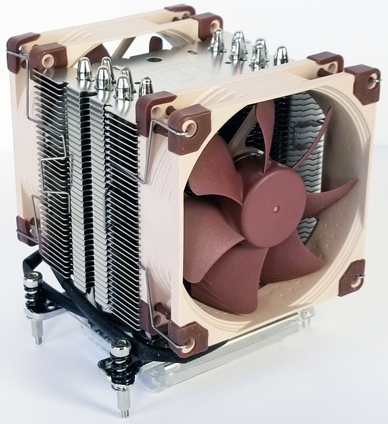 Noctua NH-U9 TR4-SP3 AMD EPYC and Threadripper 4U Cooler Review