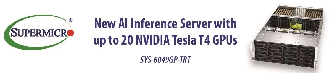 Supermicro SYS 6049GP TRT Banner