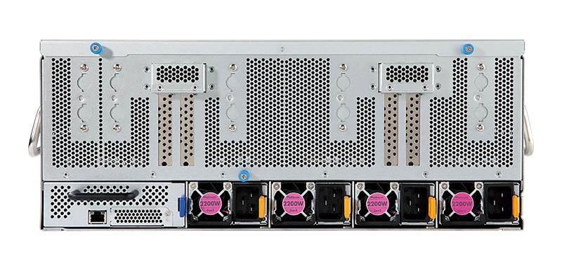 Gigabyte G481 S80 Rear