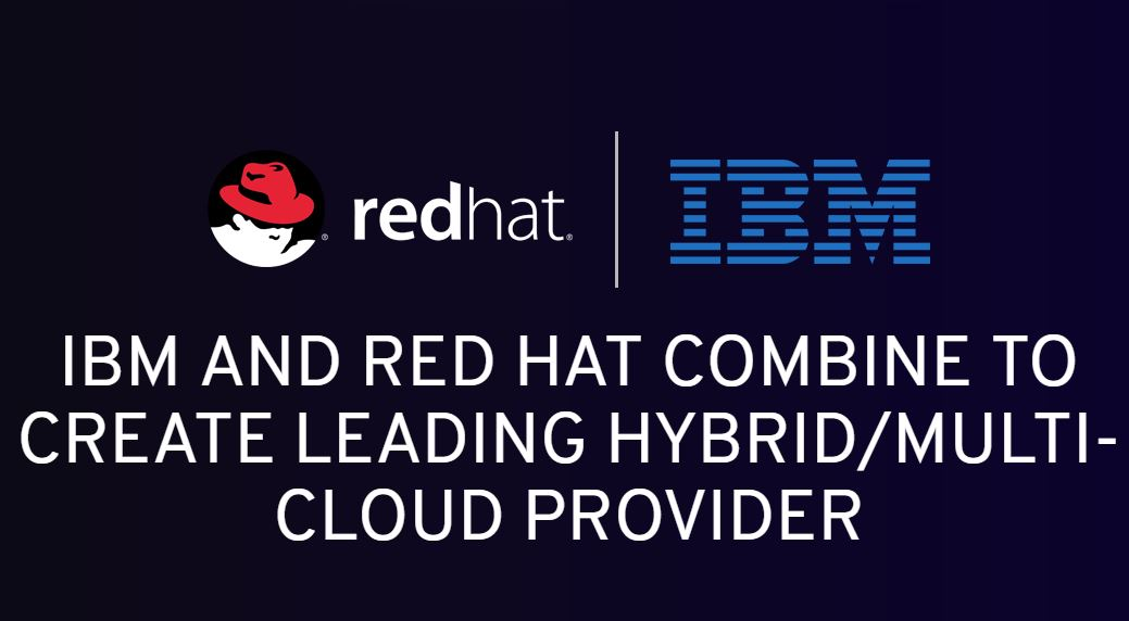 IBM And Red Hat Merger
