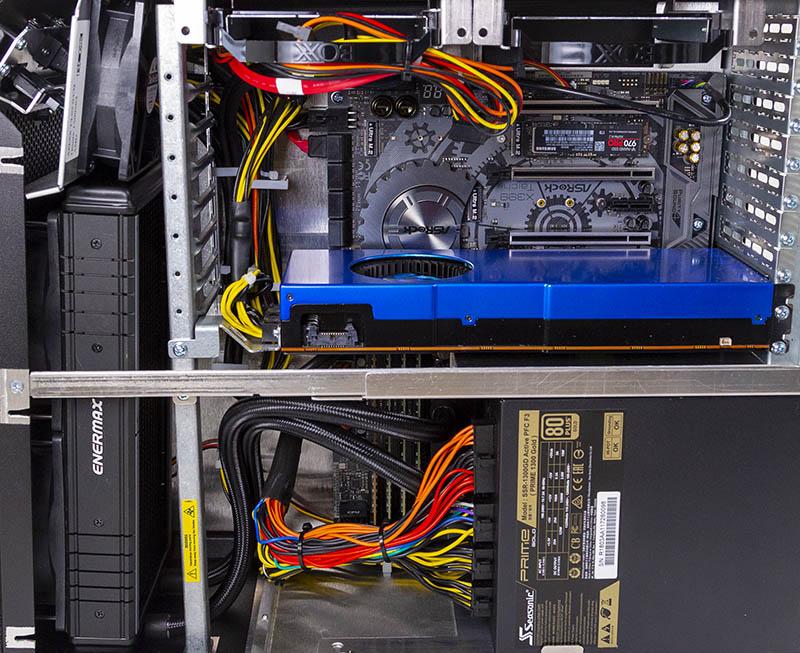 AMD Threadripper 2990WX 7zip Compression Benchmark