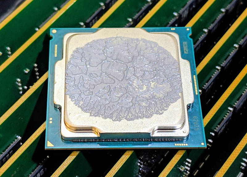 Intel Core I3 8100 After Testing