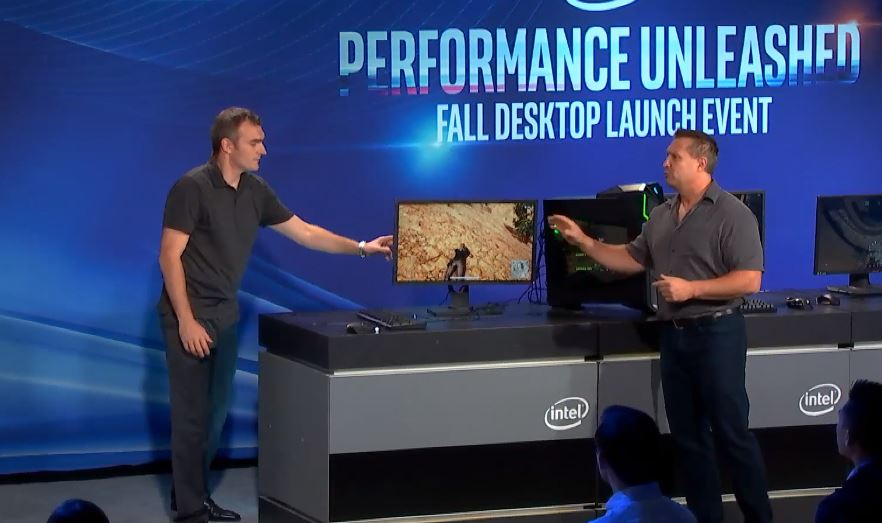 Intel Core I9 9900K Dual Gaming In VMs