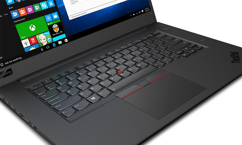 Lenovo ThinkPad P1 Keyboard