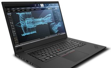 Lenovo ThinkPad P1 Main Image