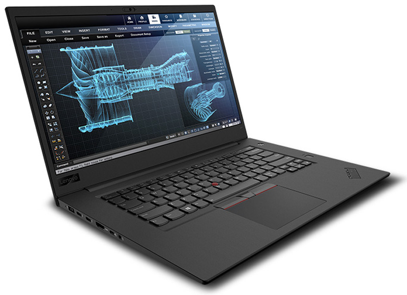 Lenovo ThinkPad P1 Review Powerful Ultra-Thin Mobile Workstation