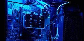 Raptor Computing Systems Blackbird At OpenPOWER Blue Light