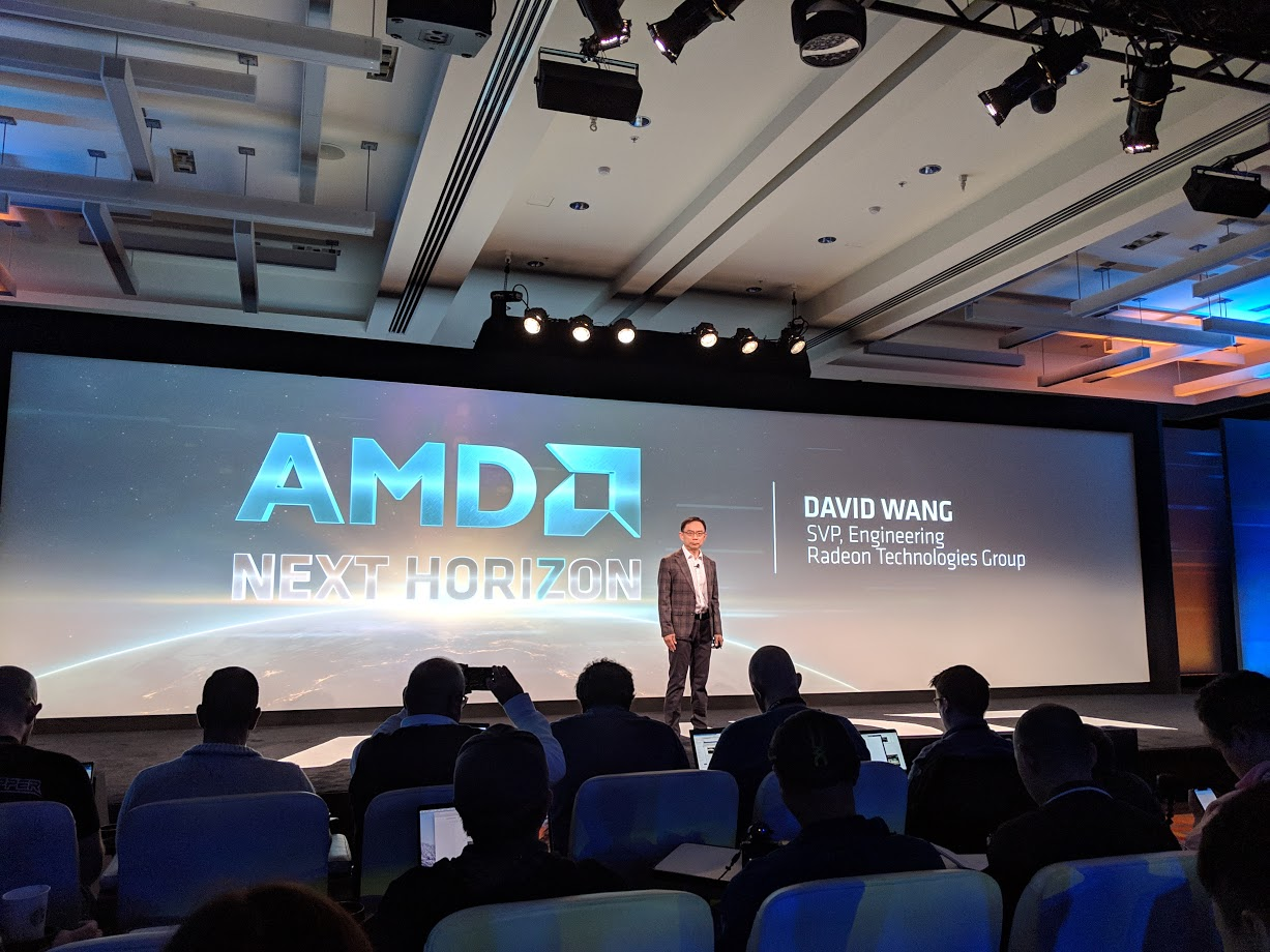 AMD David Wang Next Horizon Event