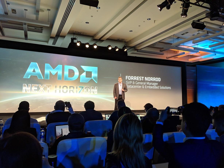 AMD EPYC Forrest Norrod