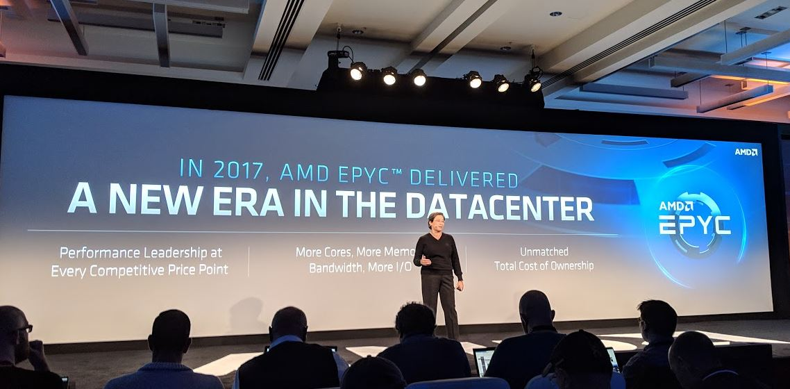 AMD EPYC In The Data Center Gen 1