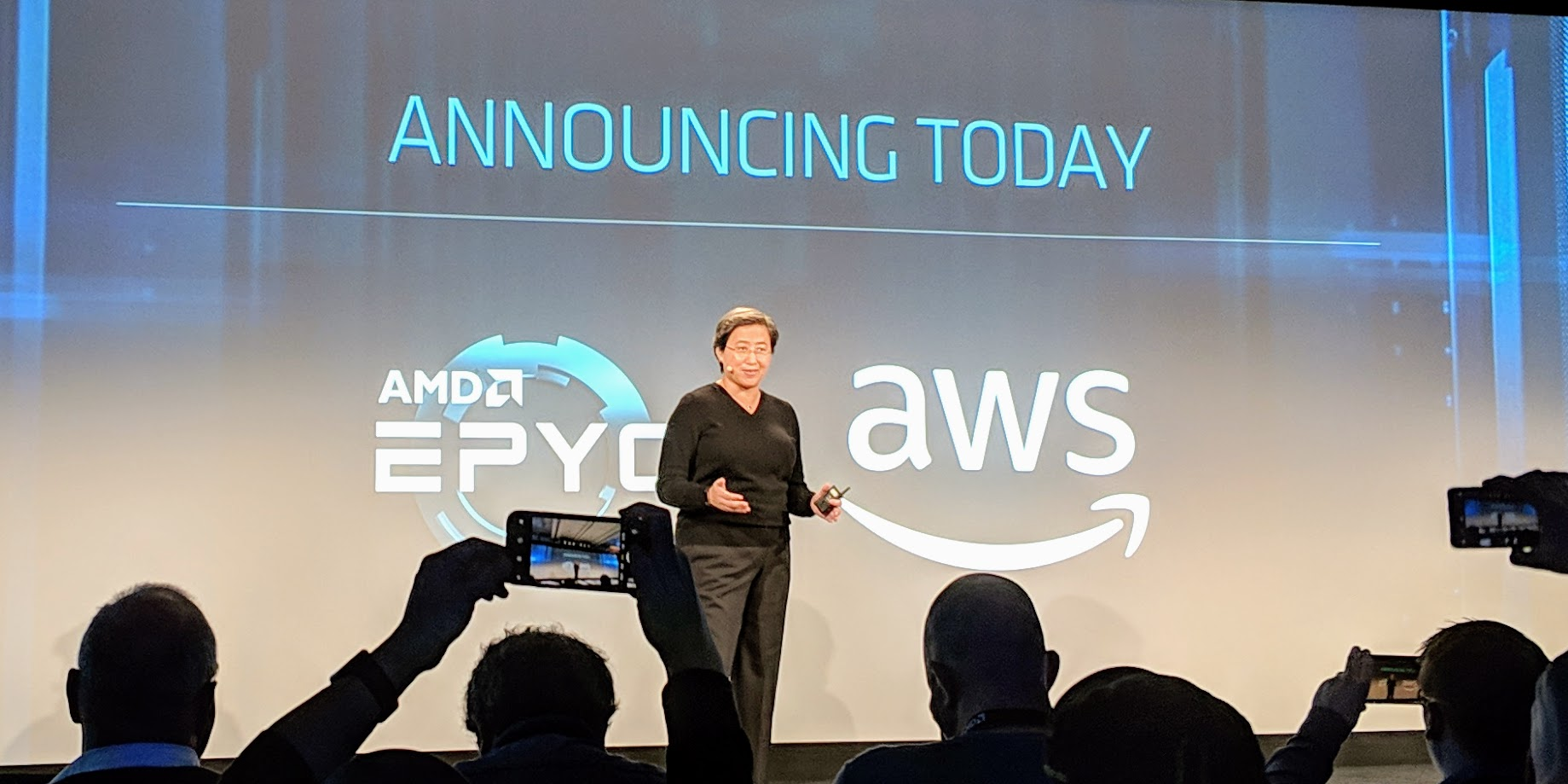 AMD EPYC On AWS Announcement