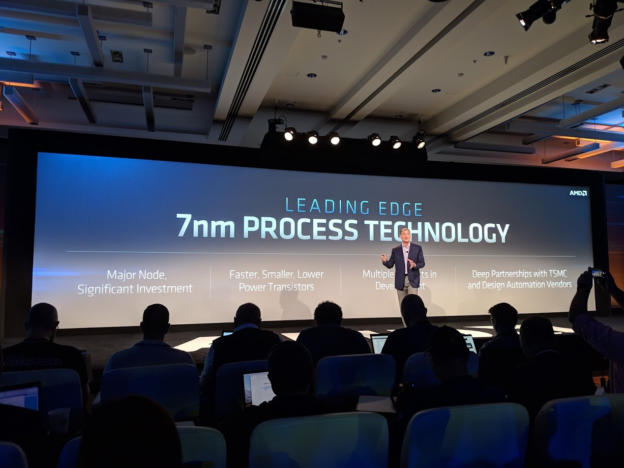 AMD Mark Papermaster On 7nm